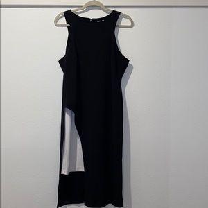Gianni Bini Black and White Dress (12)